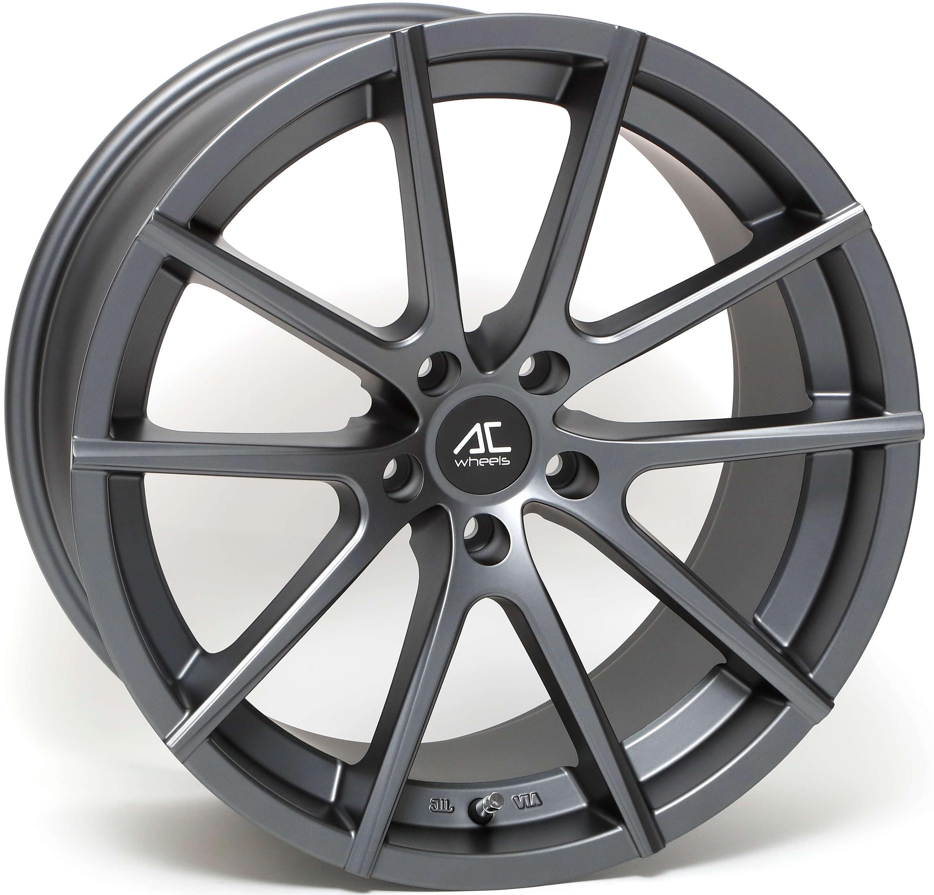 AC Wheels - Cruze (Matt Dark Grey)