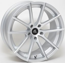 AC Wheels - Cruze (Matt Silver)