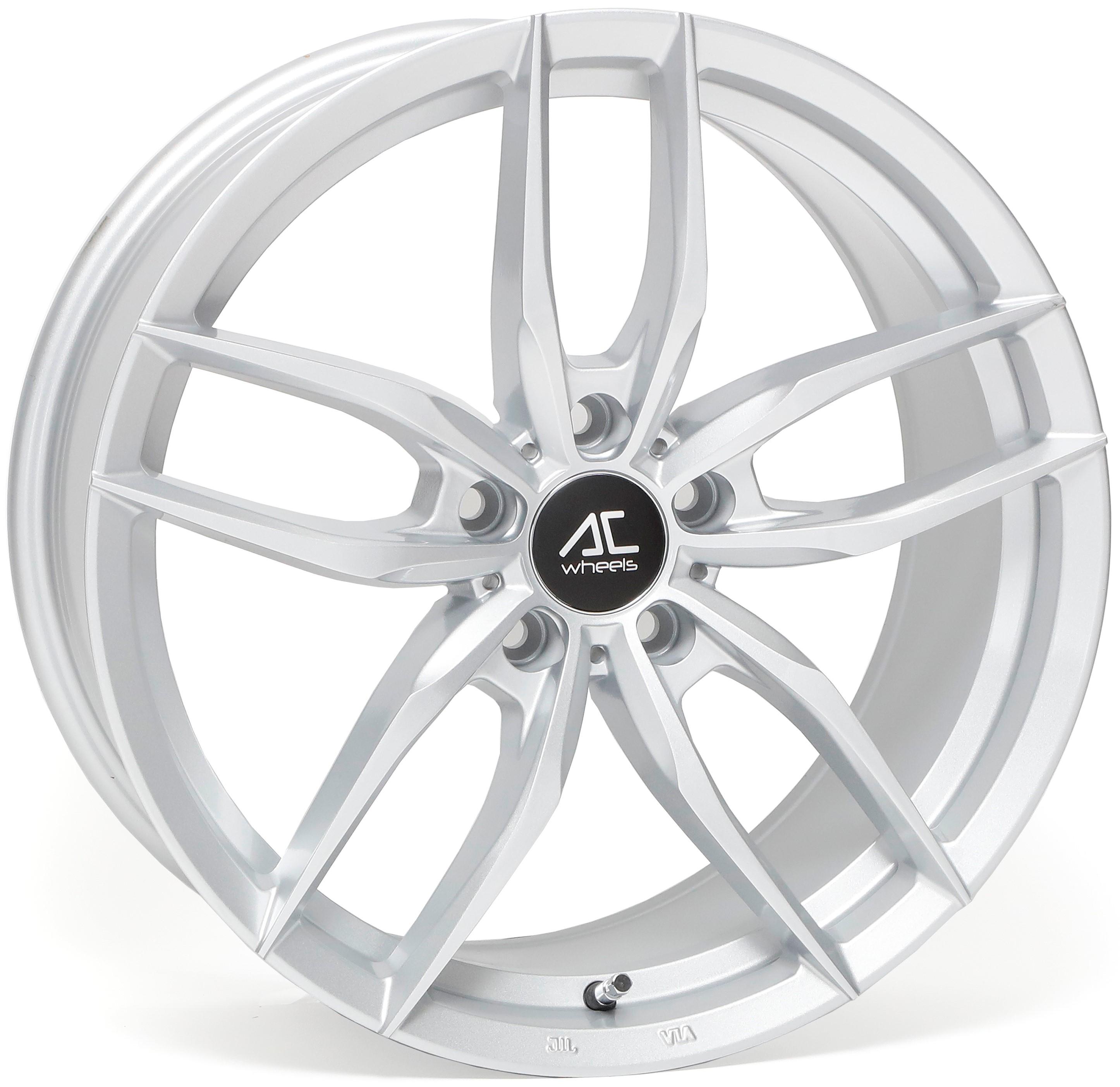 AC Wheels - FF029 (Silver)