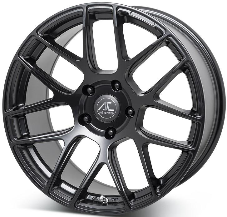 AC Wheels - FF046 (Satin Black)