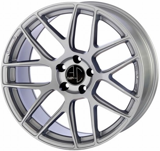 AC Wheels - FF046 (Silver)