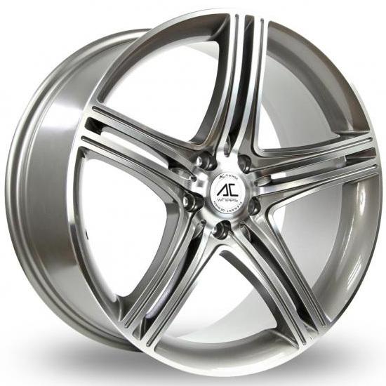 AC Wheels - Hockenheim (Gunmetal Polished)