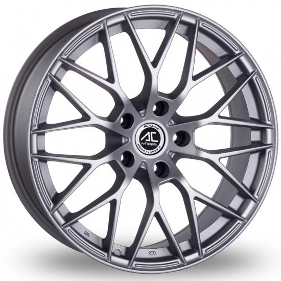 AC Wheels - Saphire (Matt Silver)