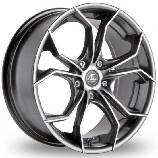 AC Wheels - Twist (Gunmetal Polished)