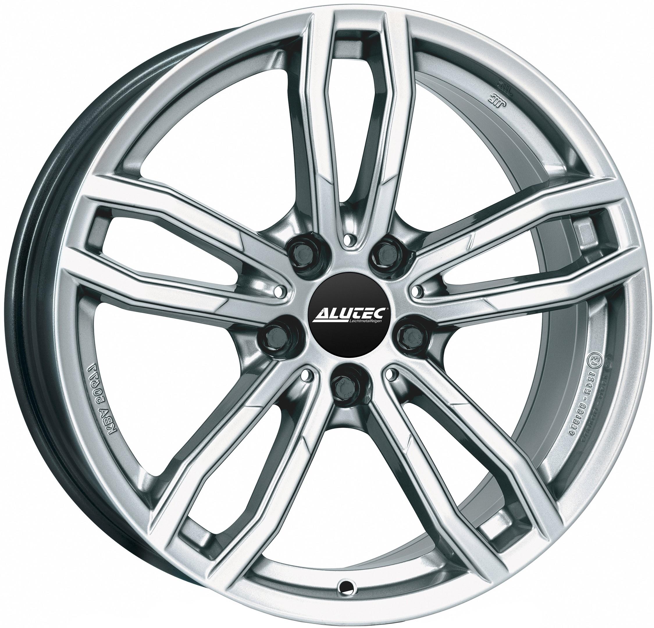 Alutec - Drive (Polar Silver)