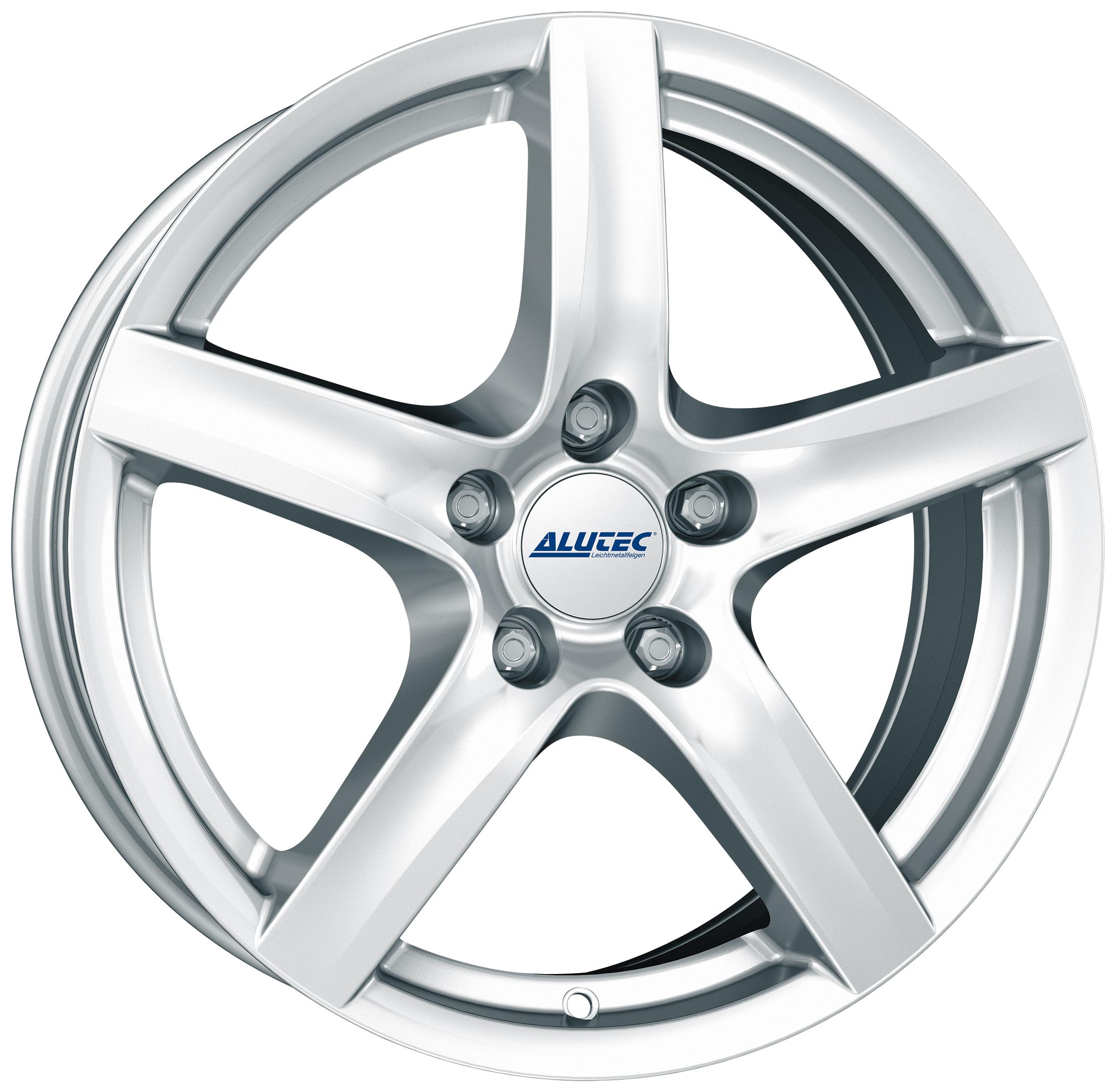 Alutec - Grip (Polar Silver)