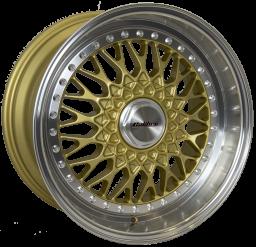 Calibre - Vintage (Gold / Polished Lip)