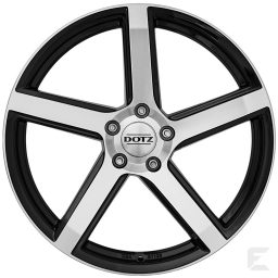 Dotz - CP5 Dark (Black / Polished)
