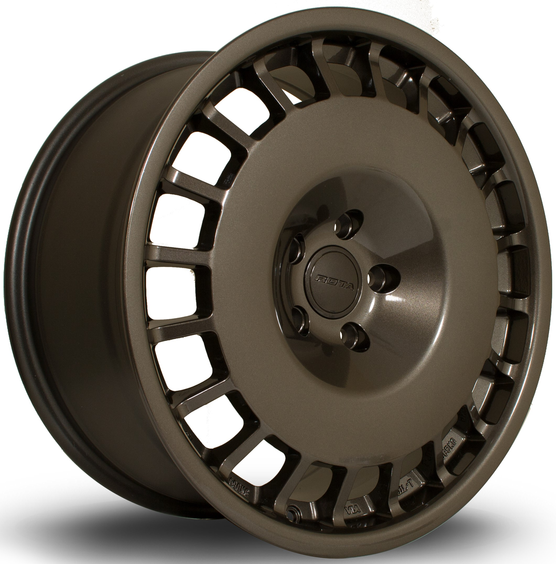 Rota - D154 (Gunmetal)