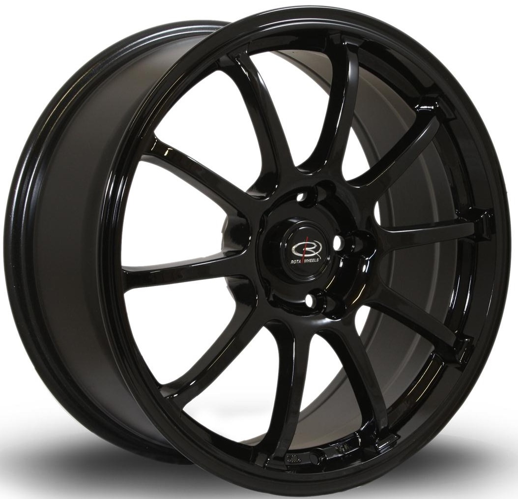Rota - Force (Black)