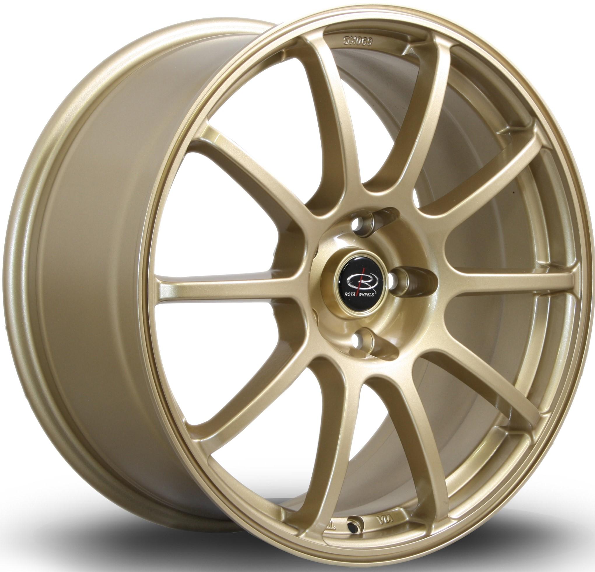Rota - Force (Gold)
