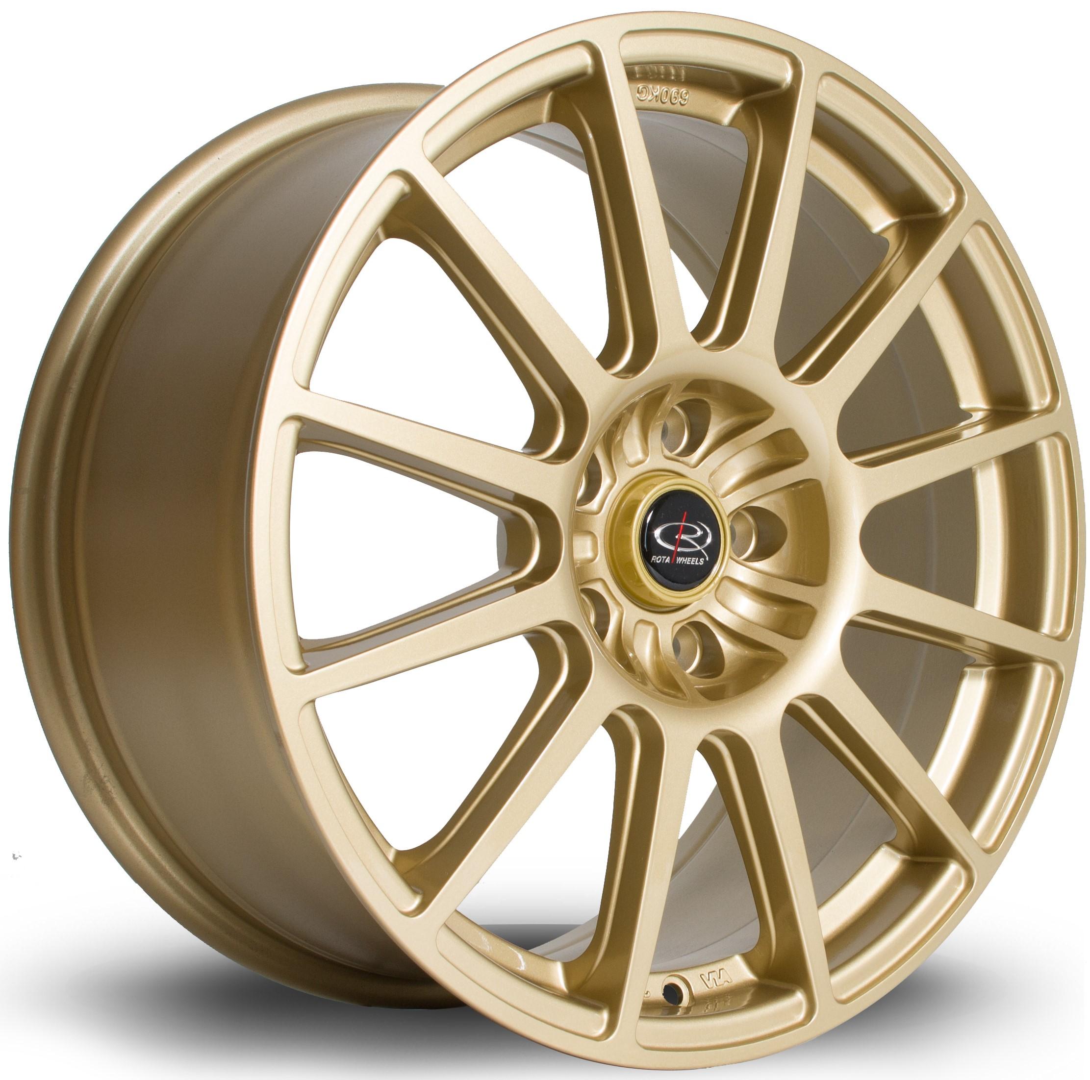 Rota - Gravel (Gold)