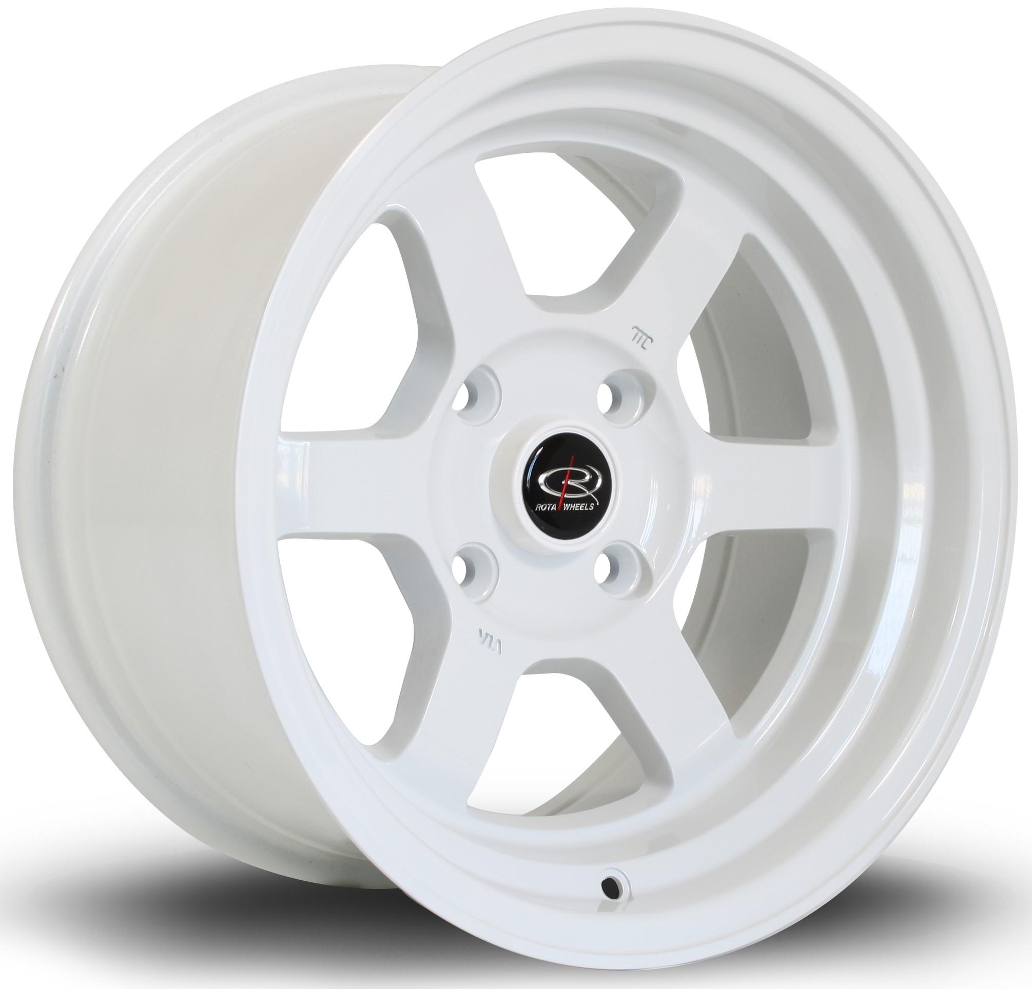 Rota - Grid-V (White)