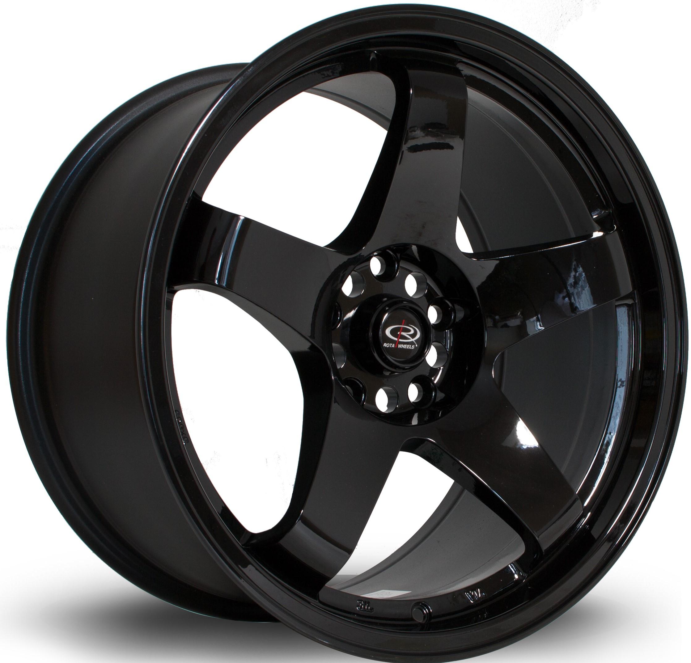 Rota - GTR (Black)