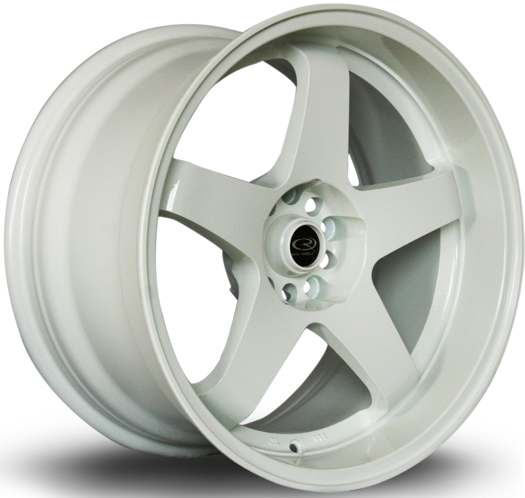 Rota - GTR-D (White)