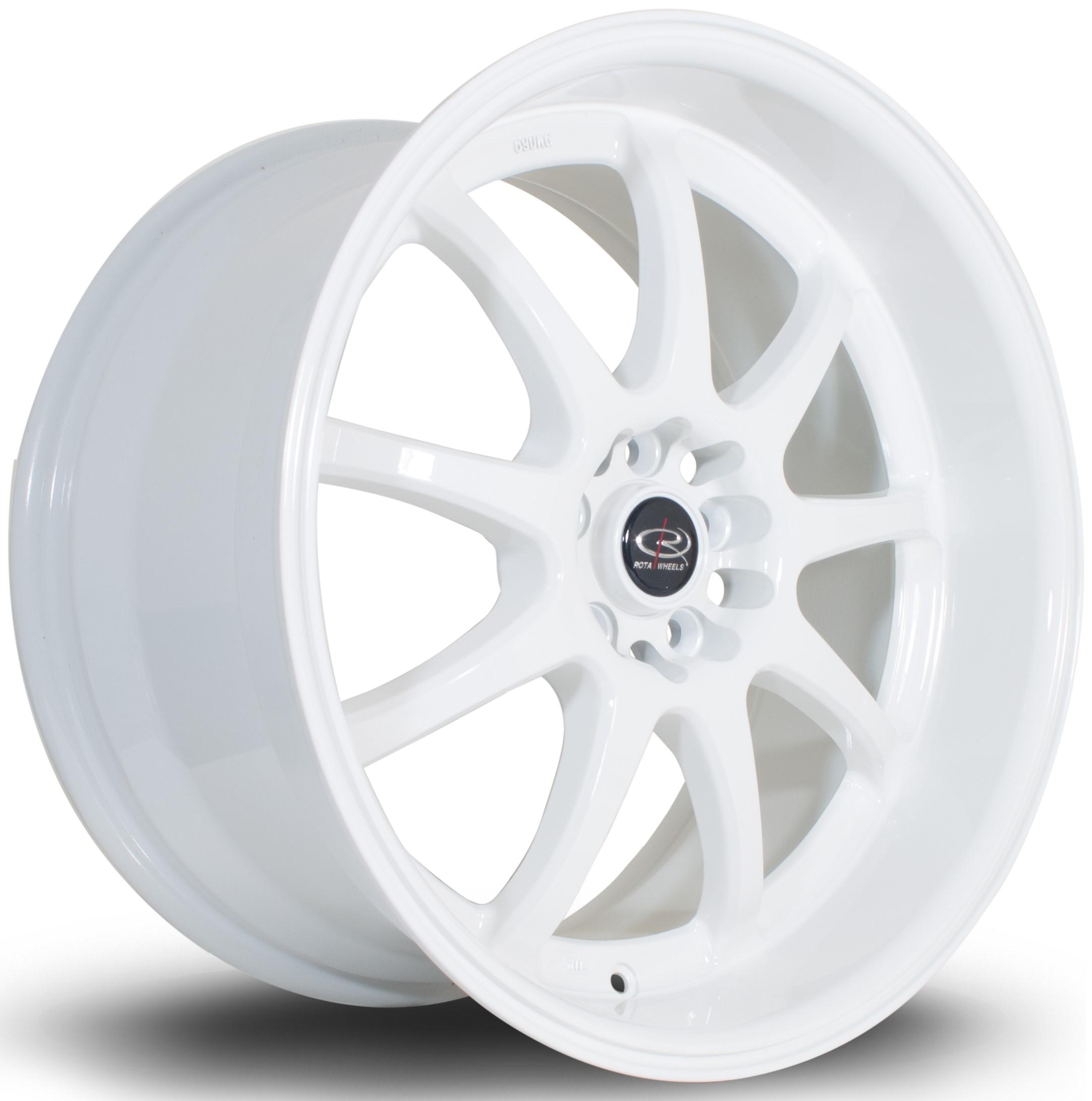 Rota - P1R (White)