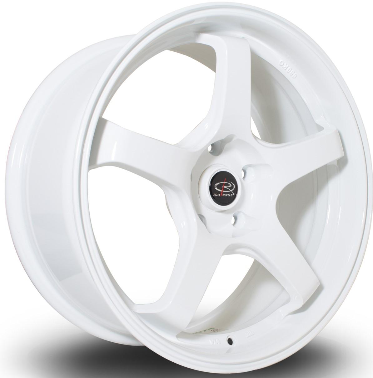 Rota - RT5 (White)