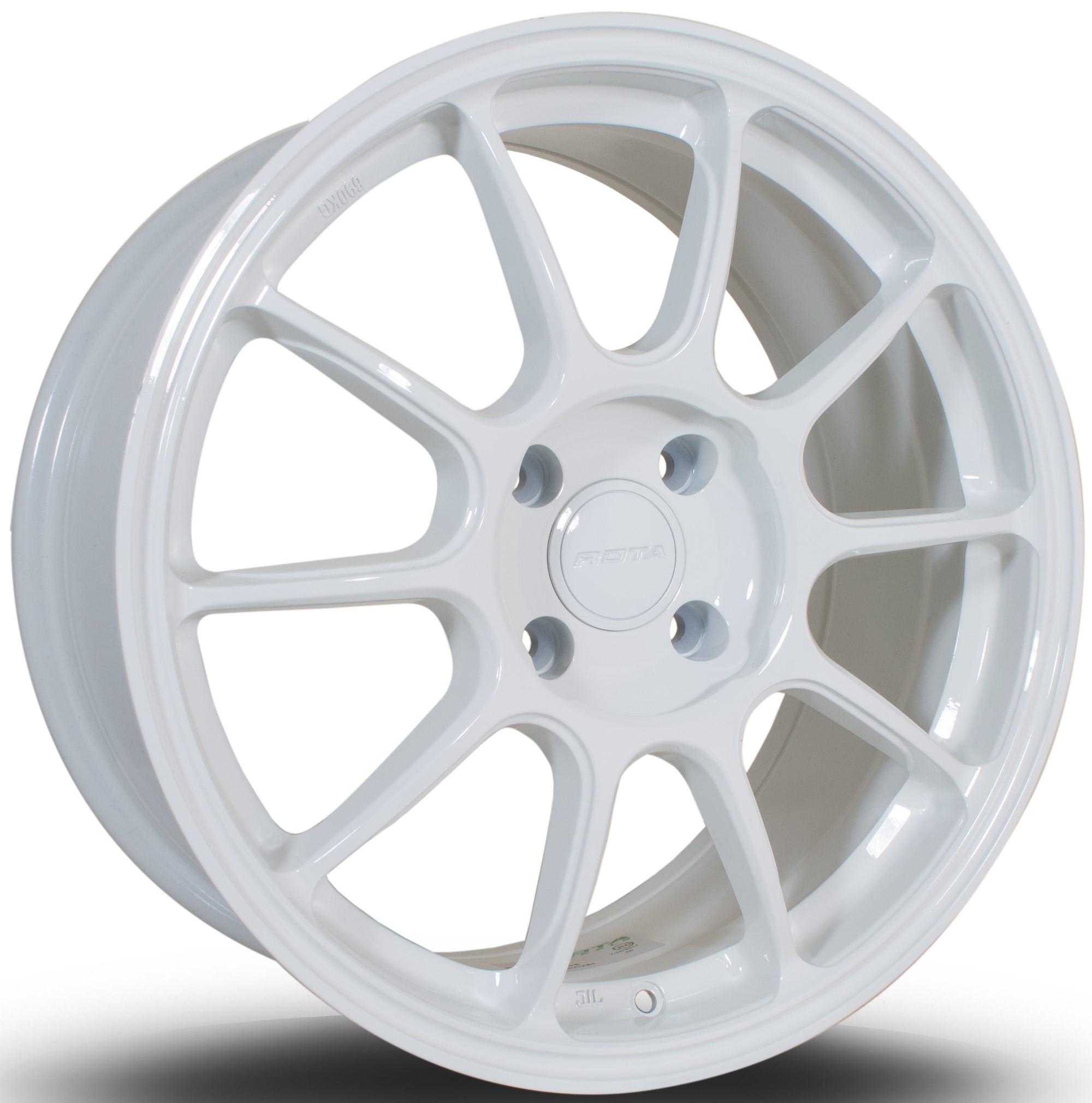 Rota - SS10 (White)