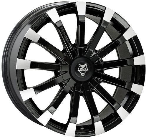 Wolf Design - Renaissance (Gloss Black / Polished)