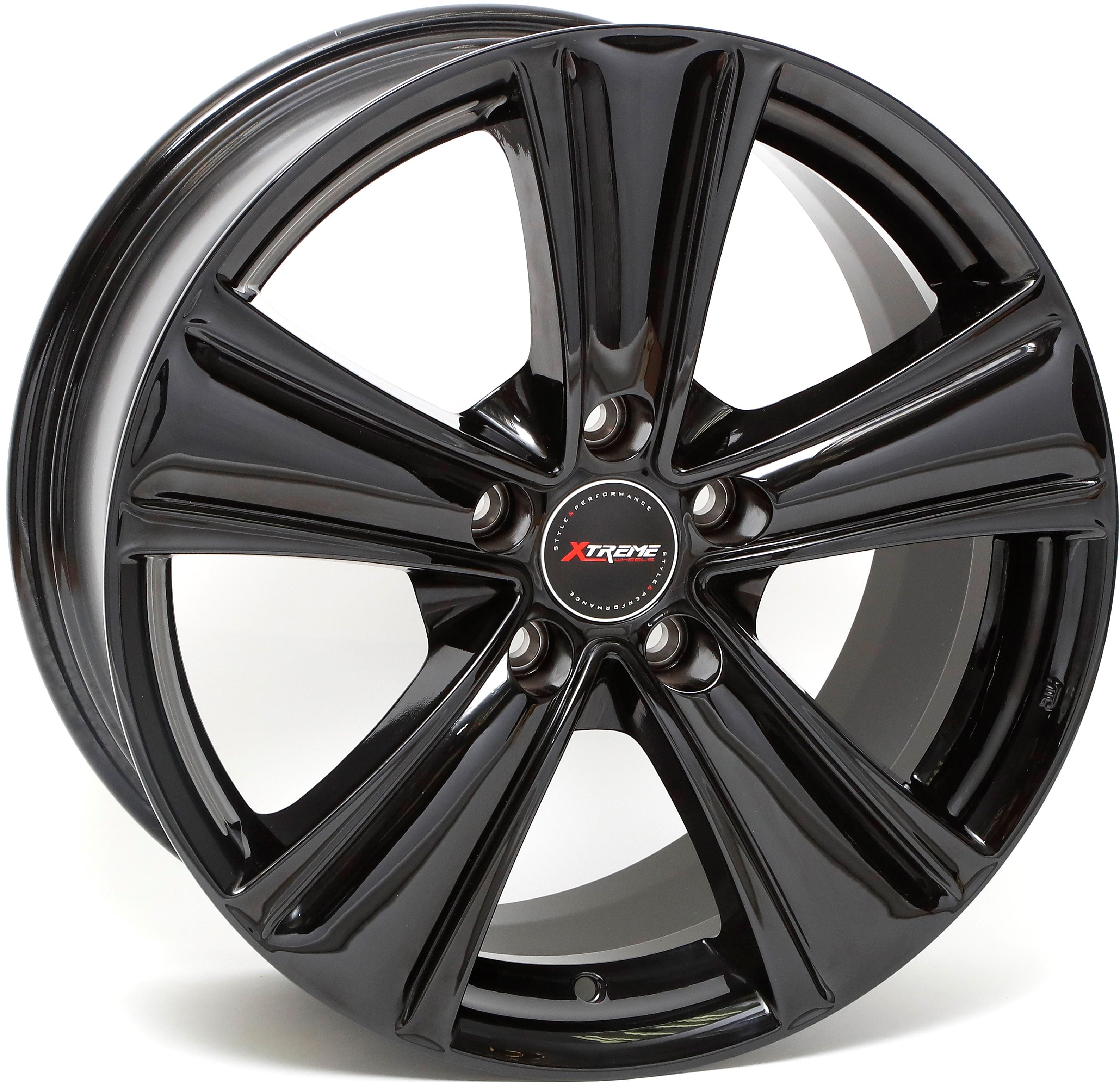 Xtreme - X90 (Gloss Black)