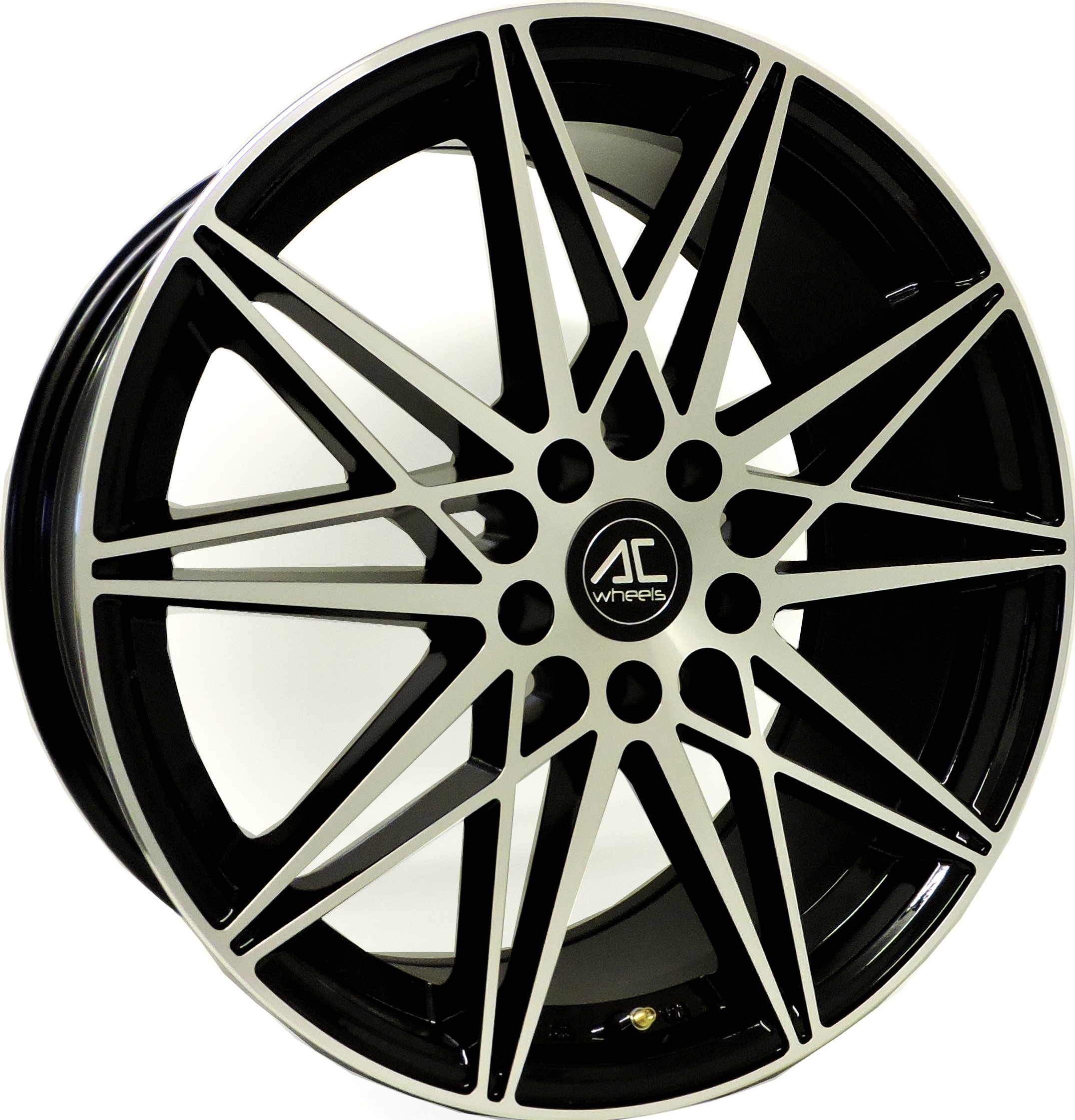 AC Wheels - Huira (Black Polished)