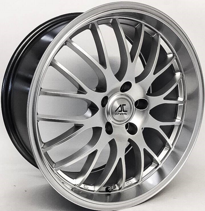 AC Wheels - Hypnotic (Hyper Silver)