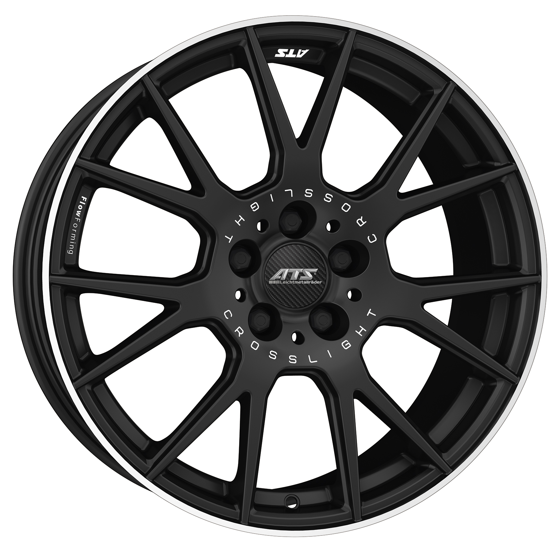 ATS - Crosslight (Racing Black / Polished)