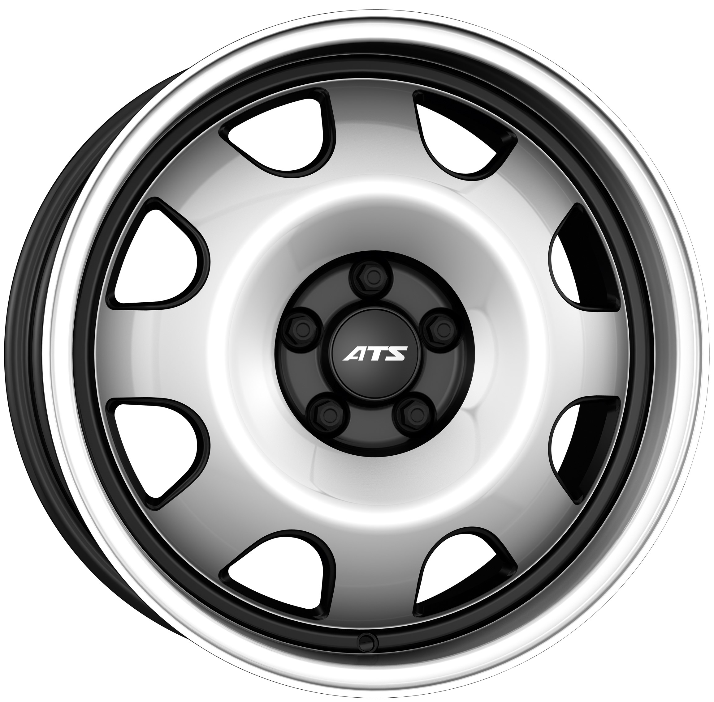 ATS - Cup (Diamond Black / Polished)