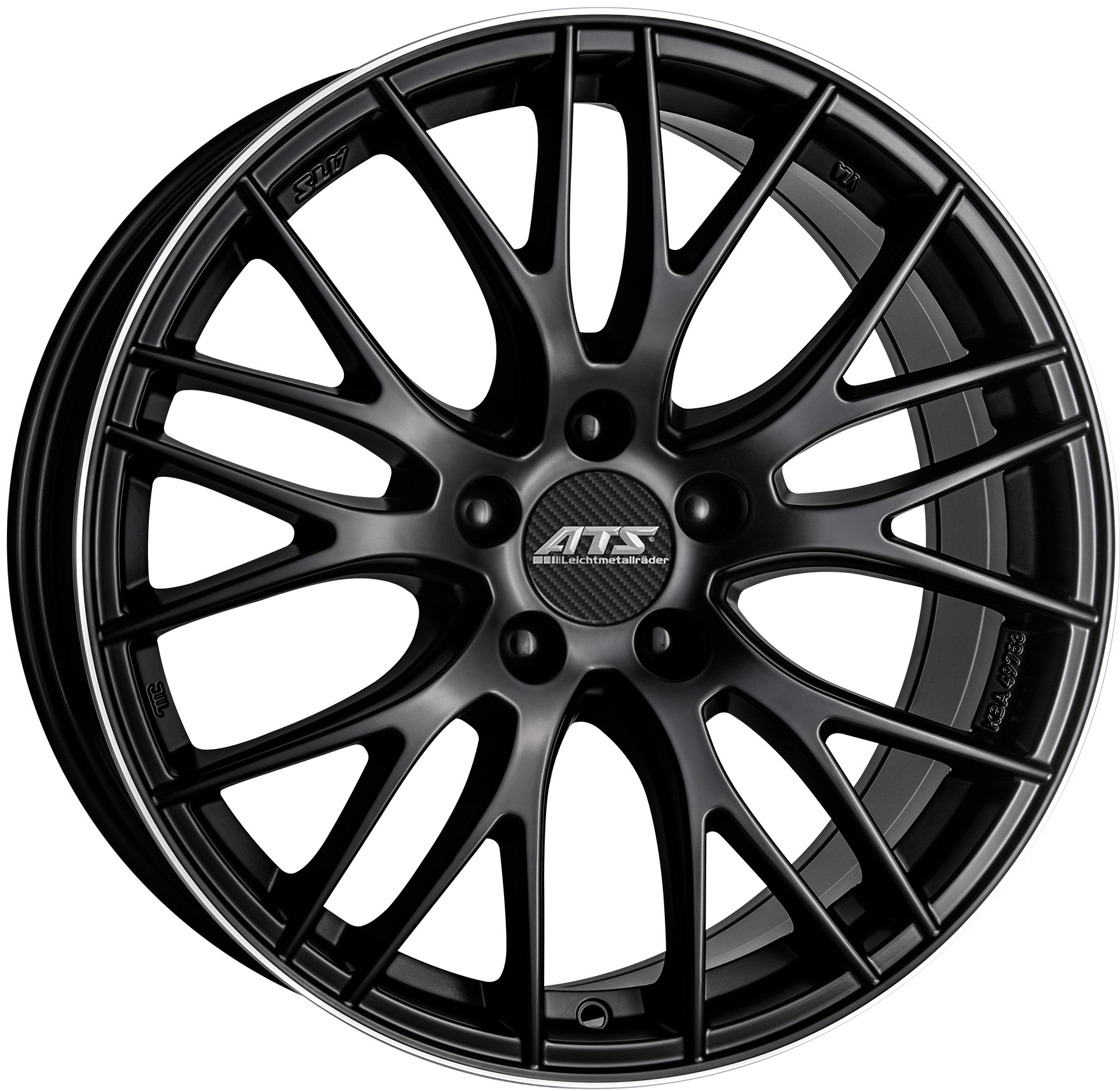 ATS - Perfektion (Racing Black / Polished)