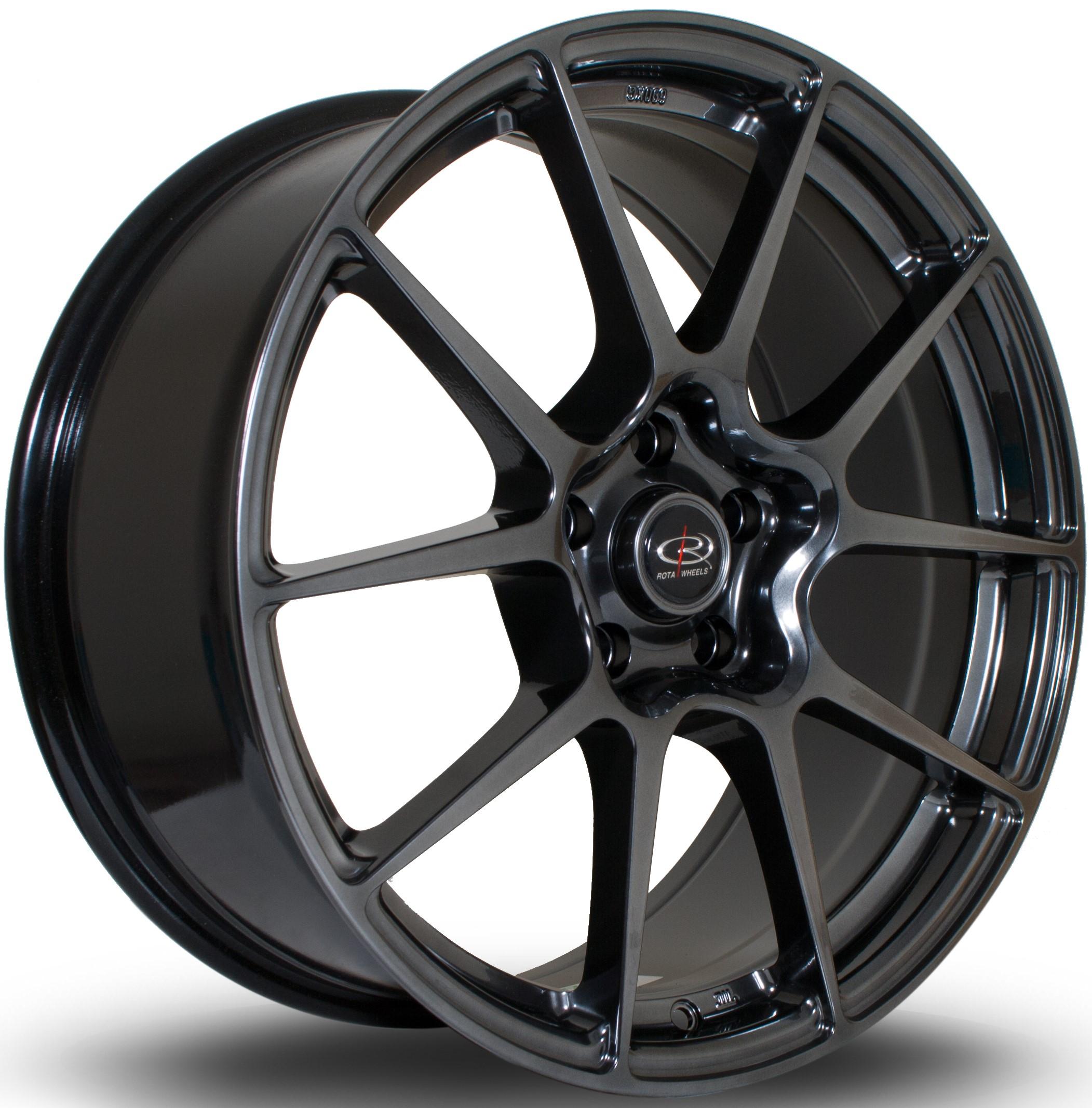 Rota - AR10 (Hyper Black)