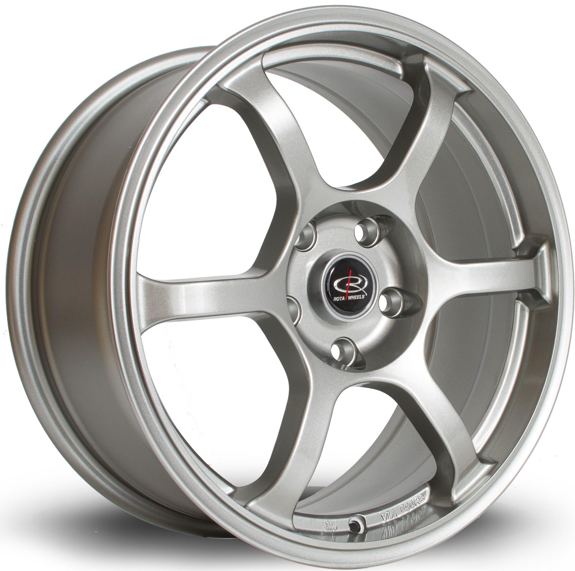 Rota - Boost (Steel Grey)