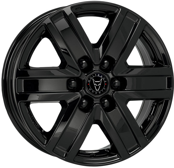 Wolfrace Eurosport - Transporter (Diamond Black)