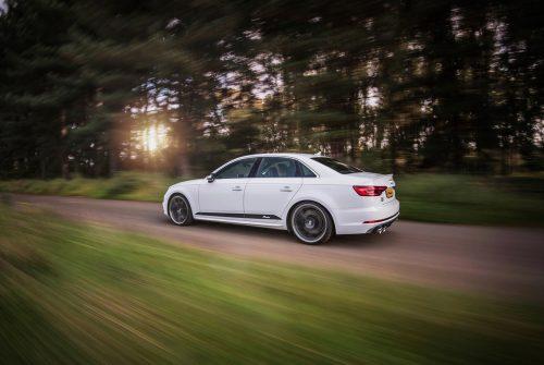 Audi B9 A4/S4 / Racingline Performance DSG Shift Paddle Upgrade