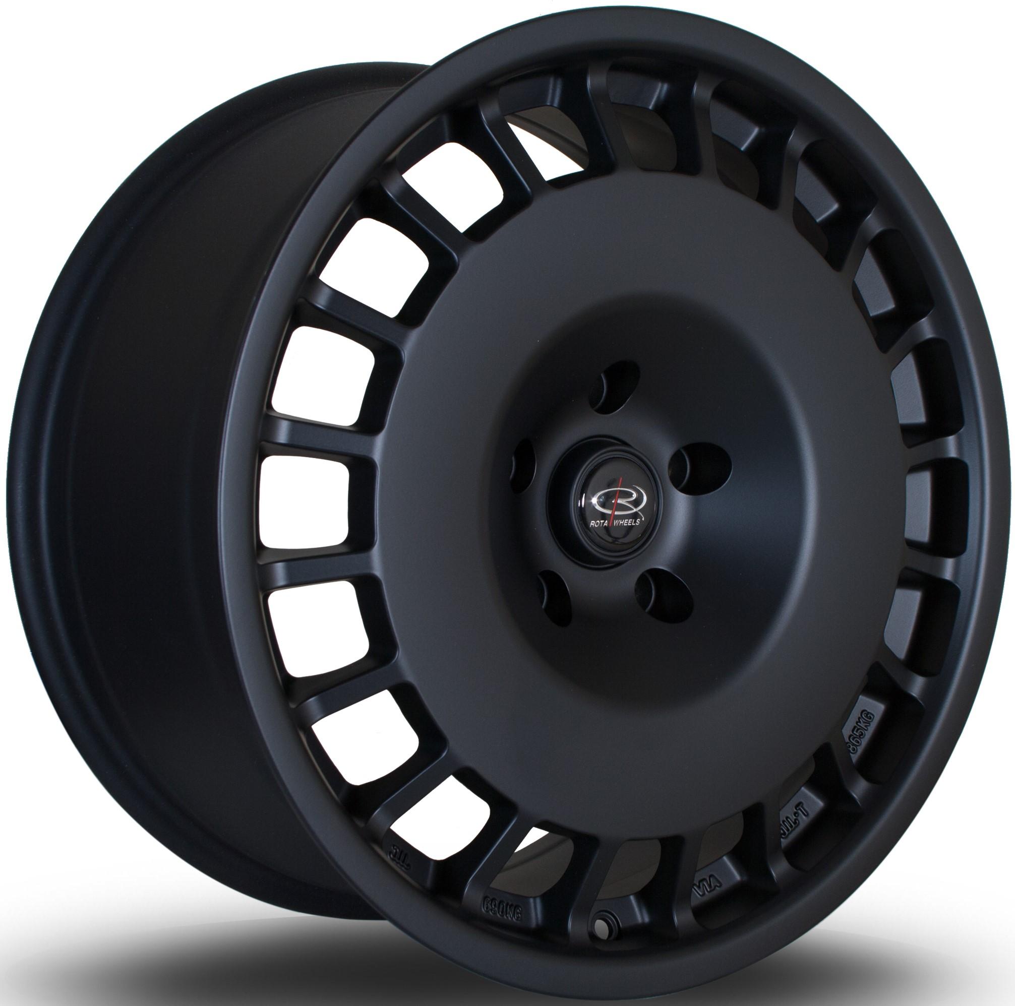Rota - D154 (Flat Black)