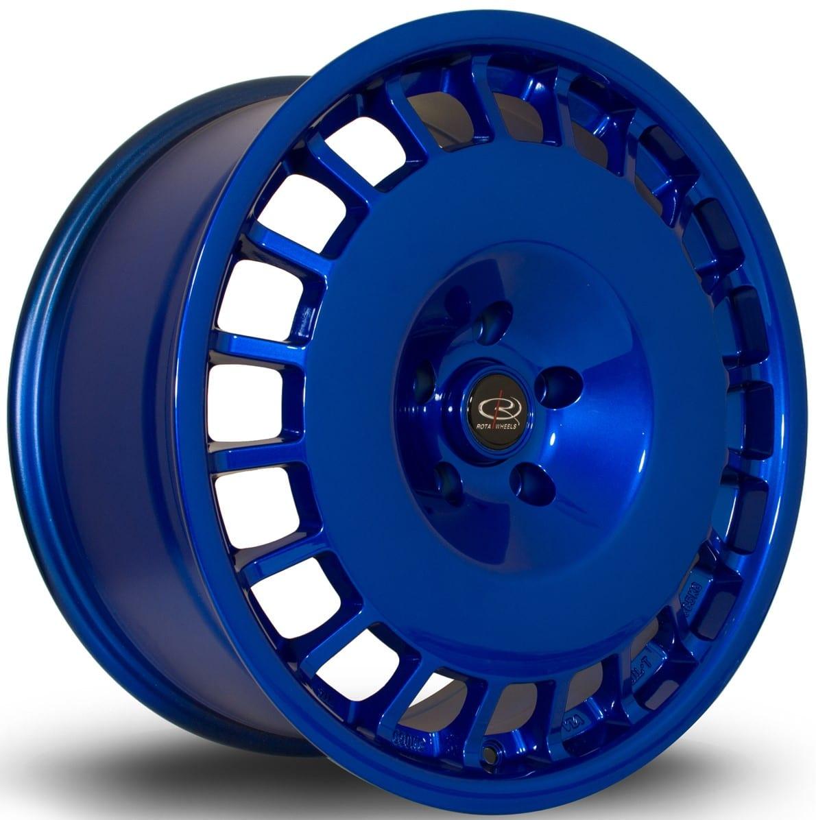 Rota - D154 (Hyper Blue)