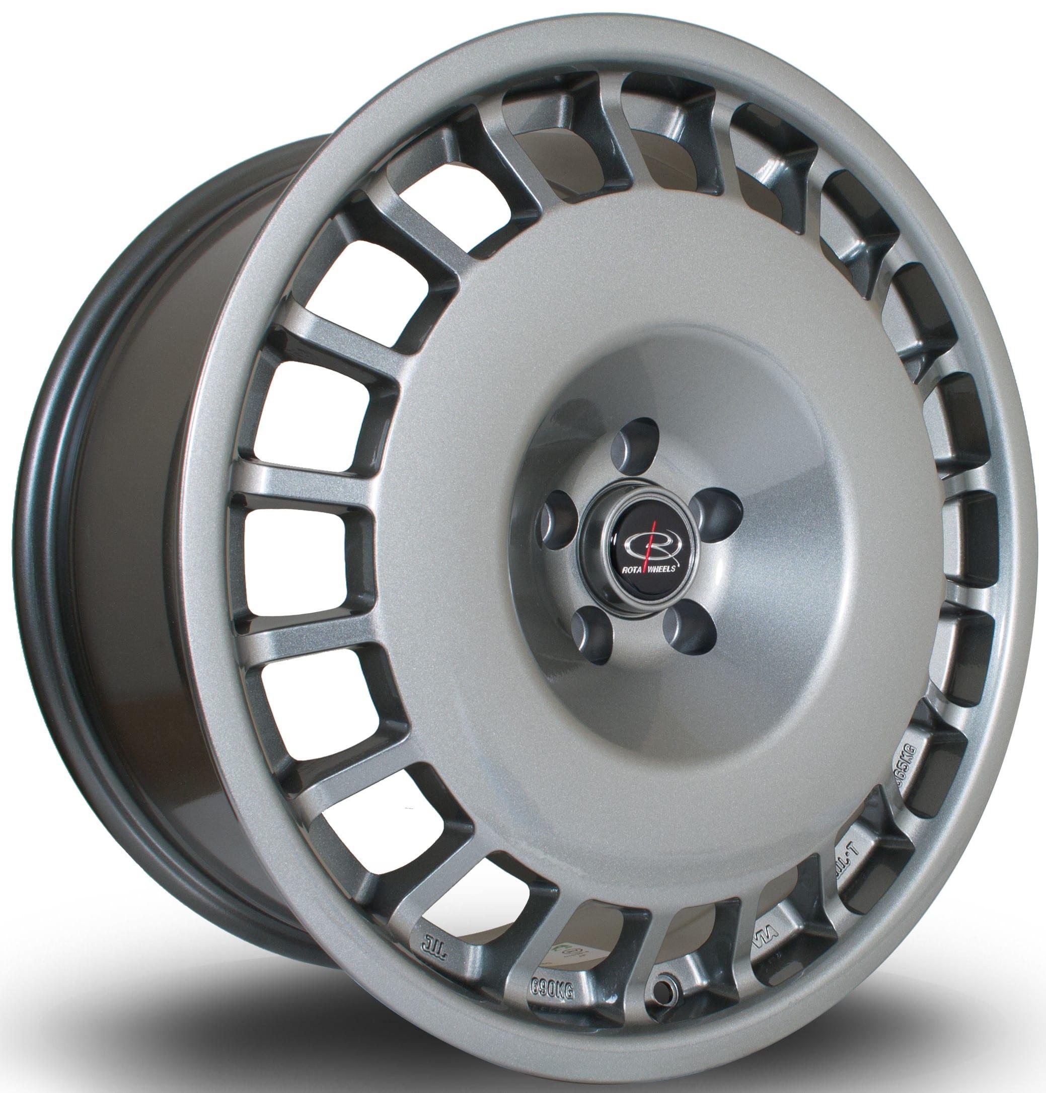 Rota - D154 (Steel Grey)