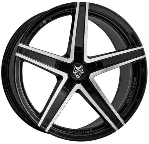 Wolf Design - Entourage (Black / Polished)