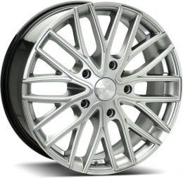 Wolf Design - GTR (Hyper Silver / Polished)