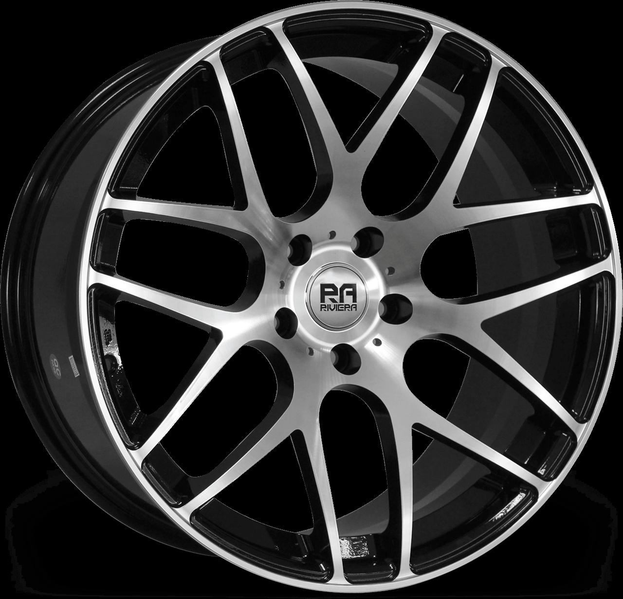 Riviera - RV170 (Black Polished)