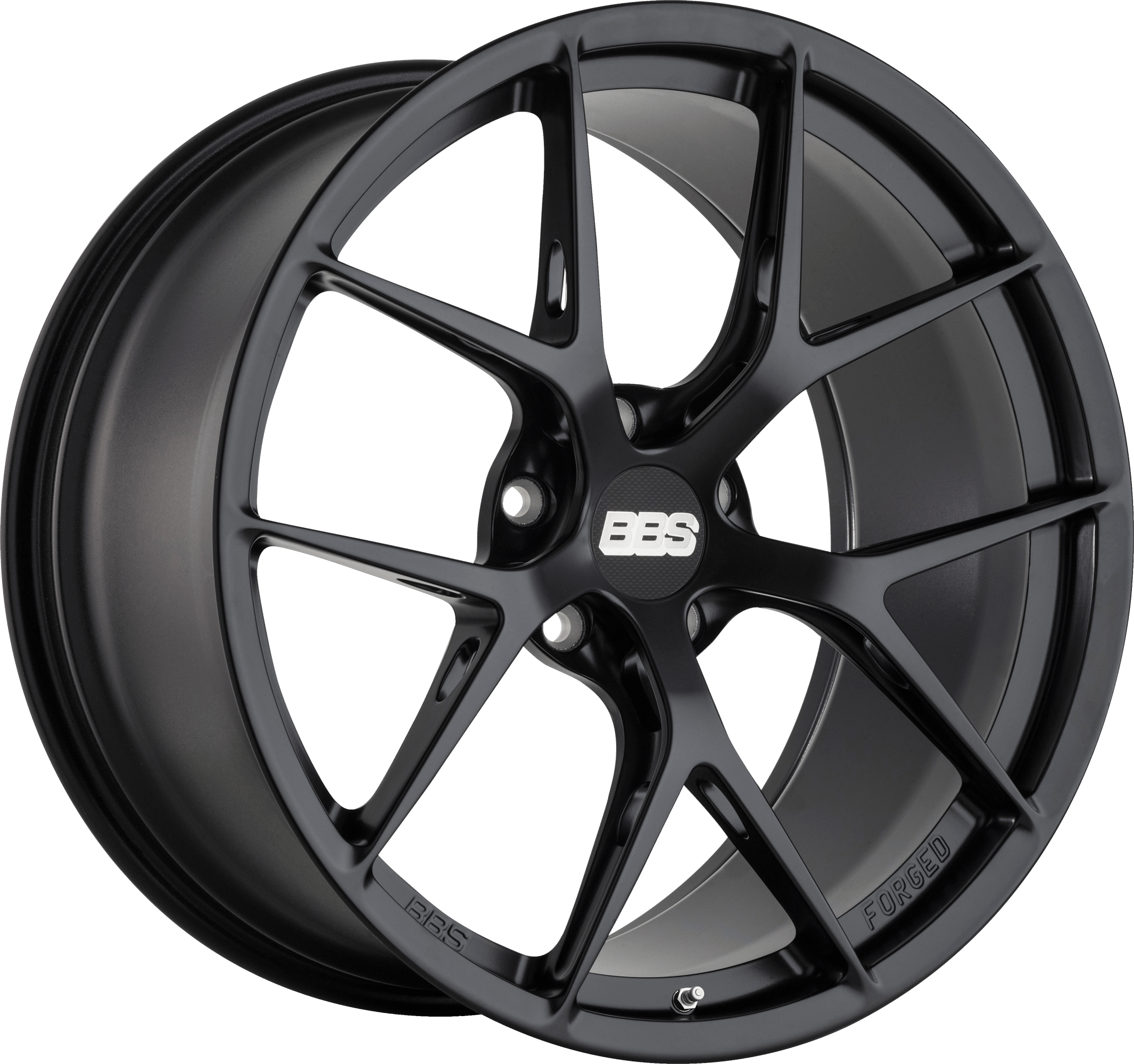 BBS - FI-R (Forged Individual) with Speed Holes (Satin Black)