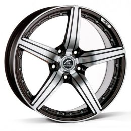 AC Wheels - Ultima (Black Polished)