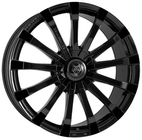 Wolf Design - Renaissance (Gloss Black)
