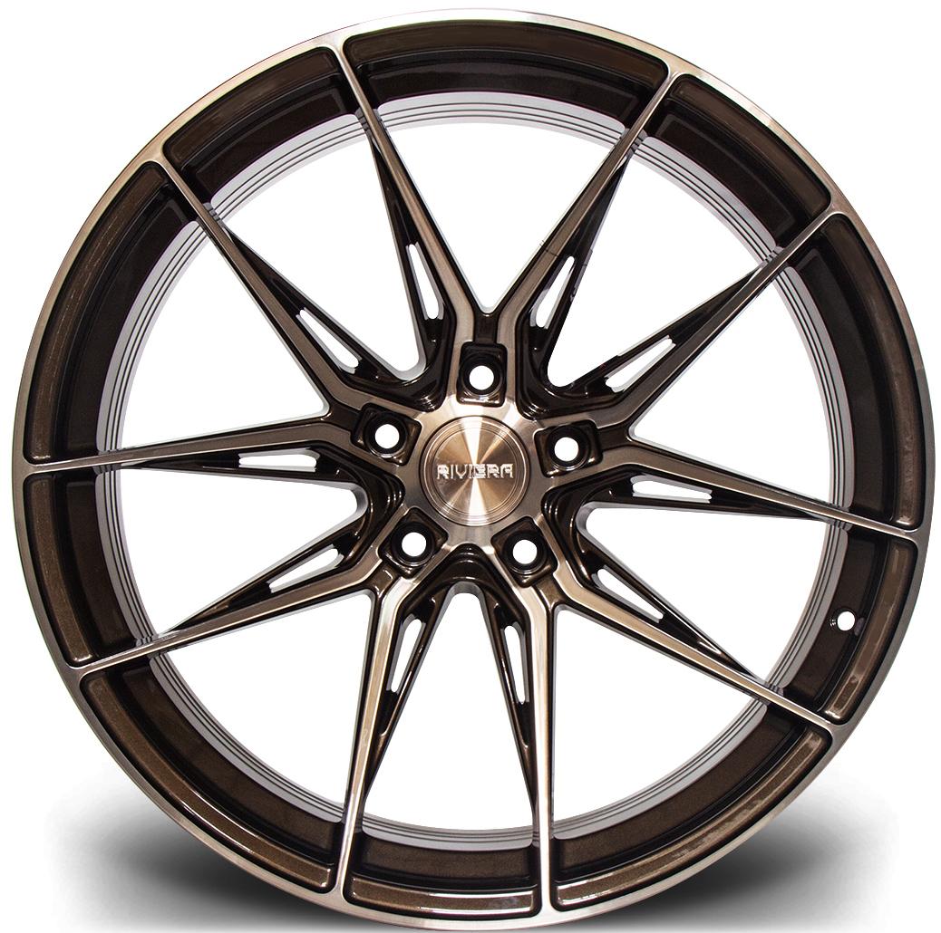 Riviera - RF107 (Black Bronze)