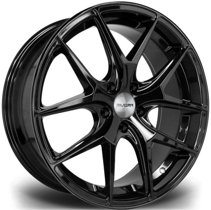 Riviera - RV136 (Gloss Black)