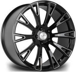 Riviera - RV150 (Gloss Black Milled)