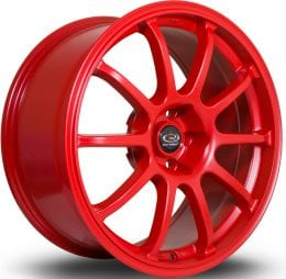 Rota - Force (Flat Red)