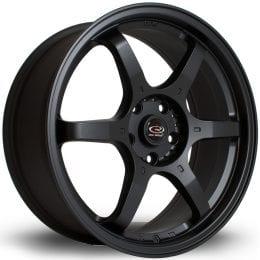 Rota - GR6 (Flat Black)