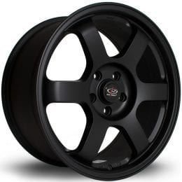 Rota - Grid Van (Flat Black)
