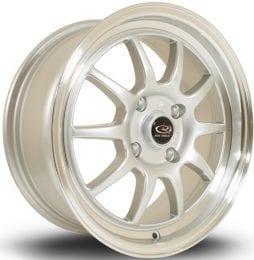 Rota - GT3 (Silver / Polished Lip)
