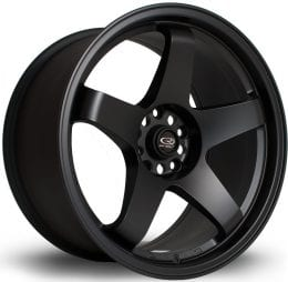 Rota - GTR (Flat Black)